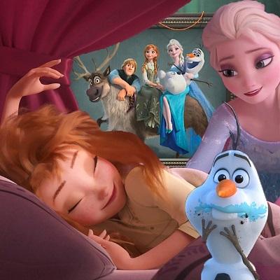 ツムツム アナと雪の女王
