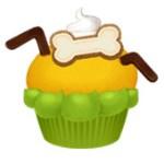 ツムツム カップケーキ