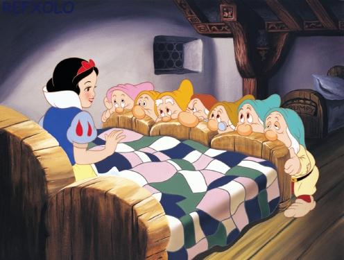 ツムツム 白雪姫