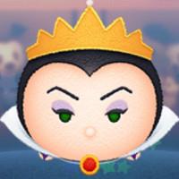 女王 白 ツムツム の